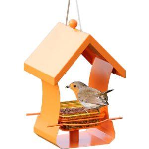 Yangfh Bird Feeder Orange
