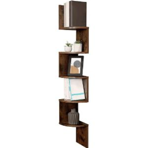 Castain Zig Zag Corner Shelf