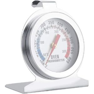 Logozoe Outdoor Oven Thermometer