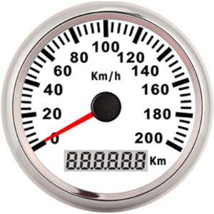Aramox Gauge Gps Speed