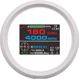 Gtrhd Gps Speedometer Mph