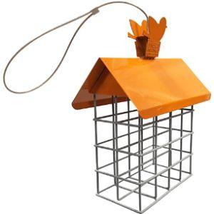 Veed Bird Feeder Orange