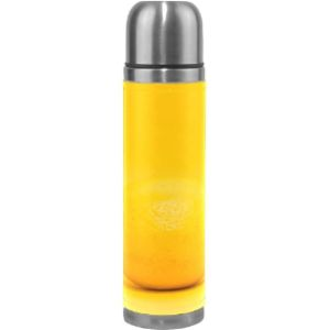 Hdadwy Lemon Juice Stainless Steel Water Bottle