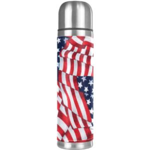 Desheze American Made Stainless Steel Flask