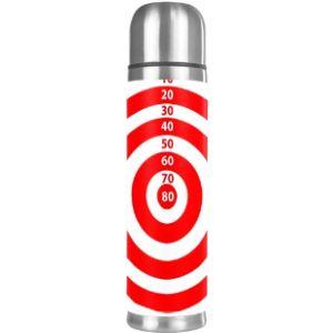 Desheze Target Stainless Steel Water Bottle