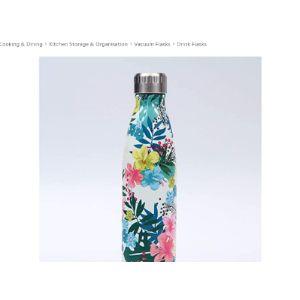 Rongwang Custom Stainless Steel Water Bottle