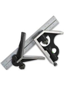 Axminster Precision combination square