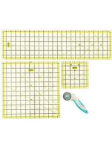 Doc Crafty companion  angle quilting rulers
