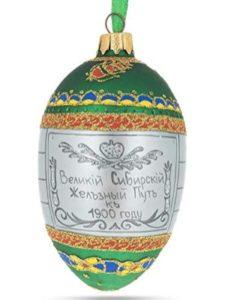 BestPysanky faberge egg  trans siberian railways