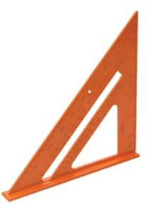 Silverline instruction manual  rafter angle squares