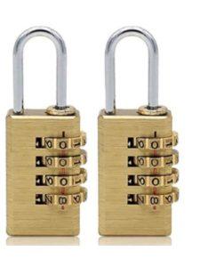 mioni tumi reset  luggage locks