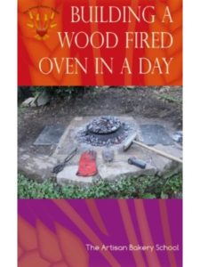 Pendragan Publishing - The Artisan Bakery School wood fired oven
