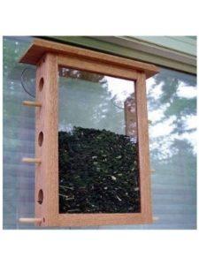 amazon window bird feeder