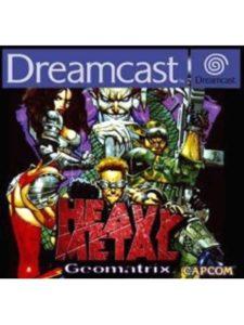 Capcom    heavy metal geomatrixes