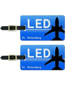 Graphics and More led airport  st petersburgs