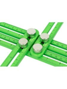 Tool Tacticians 45 degree  angle quilting rulers