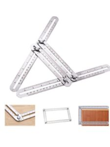 VICKMALL 45 degree  angle quilting rulers