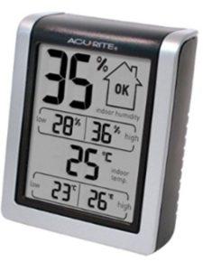 AcuRite humidity meter