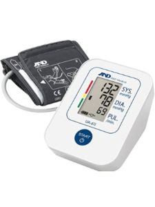 A&D Medical button easy