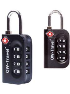 OW-Travel airbolt  travel locks