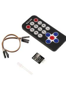 Dooret arduino  tv remote controls