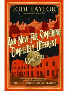 Jodi Taylor author  short stories