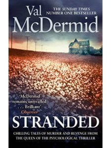 Val McDermid author  short stories
