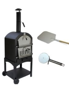 MonsterShop backyard  wood fired pizza ovens