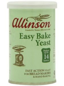 Allinson bake bread  easies