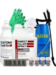 Seahaven Limited    bed bug treatment kit