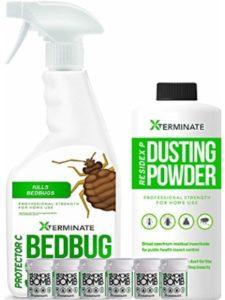 Xterminate    bed bug treatment kit