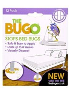 Simpson Turner Ltd bed device  bug detectors