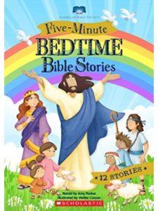 Amy Parker    bedtime bible stories