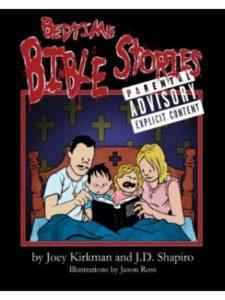 Joey Lee Kirkman    bedtime bible stories