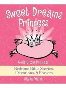 Sheila Walsh    bedtime bible stories