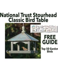 Wildlife World    bempton bird tables