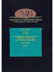 Abingdon Press bible  number 8S