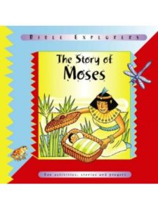 Leena Lane    bible story mose