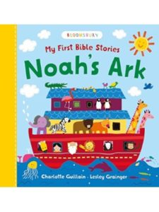 Charlotte Guillain    bible story noah arks