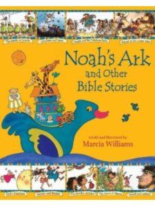 Marcia Williams    bible story noah arks