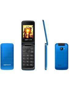 SUPERDIGITAL    blue flip phones