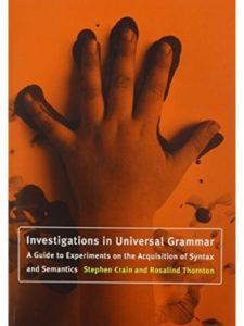 Stephen Crain book pdf  science experiments