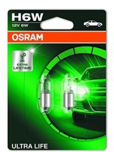 Osram bulb socket  parking lights