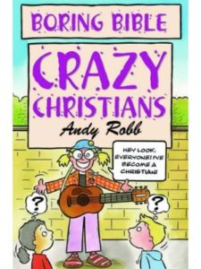 Andy Robb cartoon series  bible stories