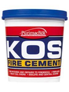 Everbuild cartridge  fire cements