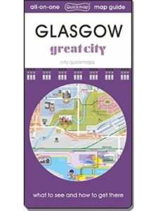 Quickmap city  guide glasgows