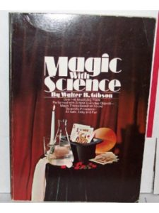 Walter Brown Gibson class 9  science experiments