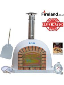 KingFire clay brick  pizza ovens