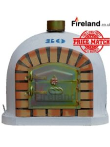 King Fire clay brick  pizza ovens
