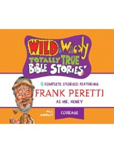 Frank E. Peretti courage  bible stories